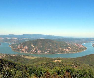 Prédikálószék-kilátó – Őszi panorámatúra a Dunakanyarban