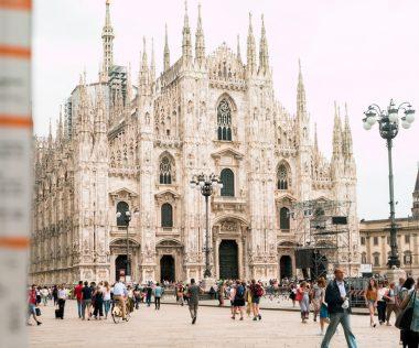 MENNYI?? Két teljes nap Milánó 13.180 Ft-ért!