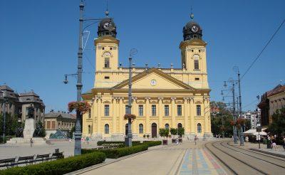 Izgalmas városlátogatás Debrecenben!