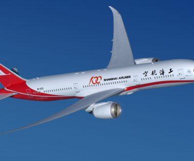 Nyerj repjegyet a Shanghai Airlines jóvoltából Sanghajba