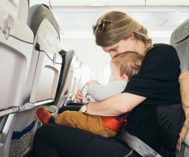 Utazás gyerekkel – mire figyelj, repülős utazáskor?