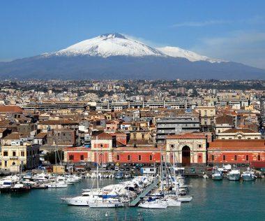 Egy hét Szicília szállással és repülővel 56.400 Ft-ért jövő májusban!