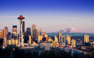 Irány a West Coast! 1 hét Seattle március végén retúr repjeggyel, négycsillagos szállodával 343.500 Ft-ért!