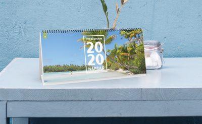 Közlemény: Már kapható a 2020-as Utazómajom naptár és könyv!