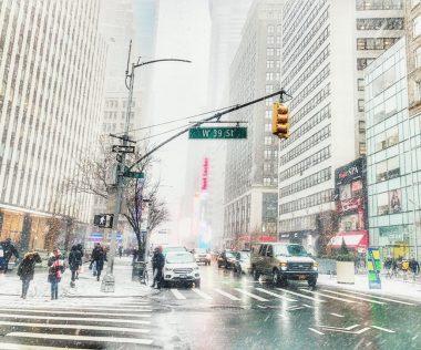 Ezt láttad? New York karácsonykor és szilveszterkor közvetlen járattal 114.000 Ft-ért!