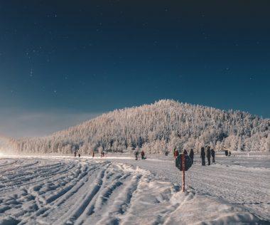 Gyönyörű Lappföld: 8 napos utazás 123.200 Ft-ért! Találkozz a Mikulással!