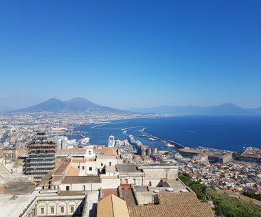 Jártál már Caprin? Megmásznád a Vezúvot? Irány 5 napra Nápoly és környéke: 42.680 Ft-ért!