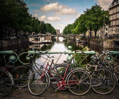 Retúr repjegy Amszterdamba 18.250 Ft-ért!