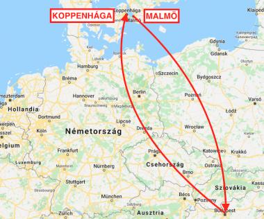 Skandináv hétvége: Koppenhága + Malmö repjegyekkel, buszjeggyel, 2 éj szállással 36.600 Ft-ért!