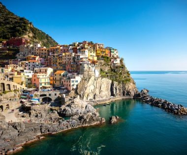 Látogass Olaszország egyik legszebb részére: 8 nap Cinque Terre 79.300 Ft-ért!