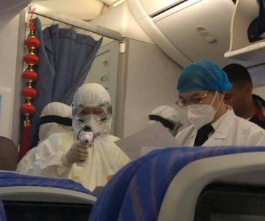 Koronavírus: így repült olvasónk kínai átszállással, 12 órán keresztül álltak a futópályán (Fotókkal)