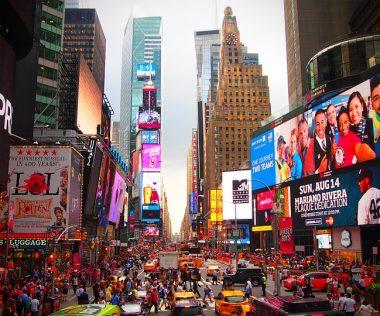 Álmaidban Amerika visszainteget? Repülj New York-ba remek áron, 133.000 Ft-ért!