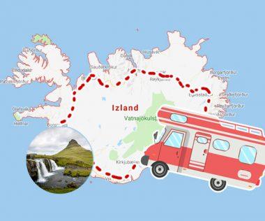 Bakancslistád: 5 nap Izland alvóautóval, repülőjeggyel 67.180 Ft-ért!