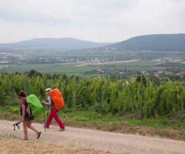 Fjällräven Vándortúra a mesés Balaton-felvidéken