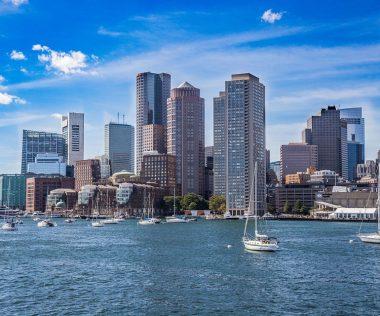 1 hét Bostonban repjeggyel, háromcsillagos szállodával, reggelivel 329.100 Ft! Májusi időpont!