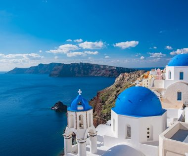 6 nap Santorini ősszel medencés szállással 65.800 Ft-ért!