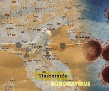Olaszország: utazzak, vagy ne? Legfrissebb információk a koronavírusról!