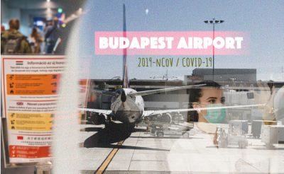 A Budapest Airport felkészült az észak-olaszországi járatok szűrésére is