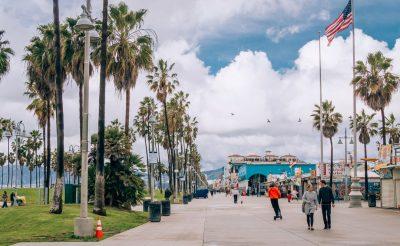 Retúr repülőjegy Los Angeles-be jövő nyáron 115.800 Ft-ért!
