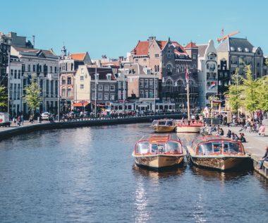 Laza Hollandia jöhet? Egy hét Amszterdam 57.950 Ft-ért!