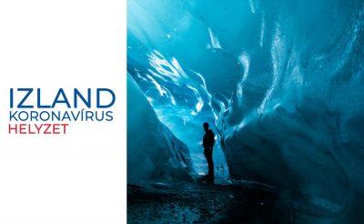 Koronavírus: Ilyen feltételekkel utazhatsz Izlandra