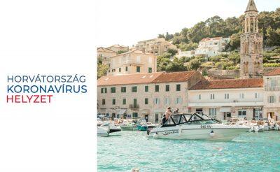 Koronavírus: Ilyen feltételekkel utazhatsz Horvátországba