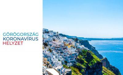 Koronavírus: Ilyen feltételekkel utazhatsz Görögországba