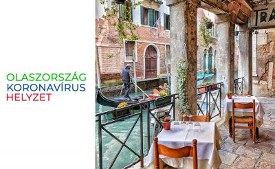 Koronavírus: Ilyen feltételekkel utazhatsz Olaszországba