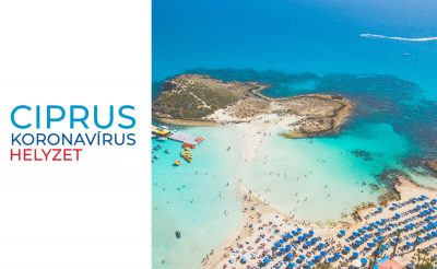 Koronavírus: Ilyen feltételekkel utazhatsz Ciprusra
