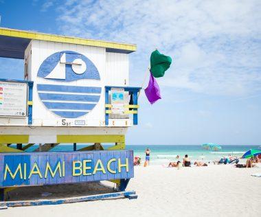 Irány Florida! Retúr repülőjegy Miami-ba 131.000 Ft-ért télen!