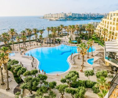 Extra olcsó: 6 nap Málta repülővel és 3 csillagos medencés hotellel összesen 29.000 Ft-ért!