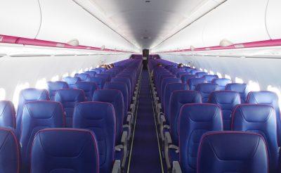 Több vészkijárat volt a Wizz Air gépén mint ahány utas. Mi a megoldás?