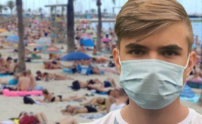 Katalóniában holnaptól mindenhol maszkot kell viselni