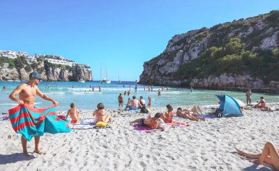 Retúr repülőjegy Menorcára jövő júliusban 28.280 Ft-ért!