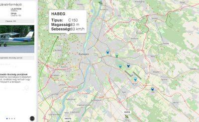 Új zajmonitor rendszert és járatkövető alkalmazást fejlesztett a Budapest Airport