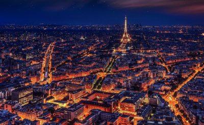 Tudtad? Illegális fotót készíteni a kivilágított Eiffel-toronyról! Büntethetnek is érte!