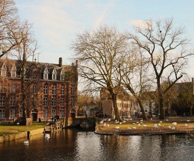 5 nap meseország, Brugge jövő áprilisban 36.000 Ft-ért!