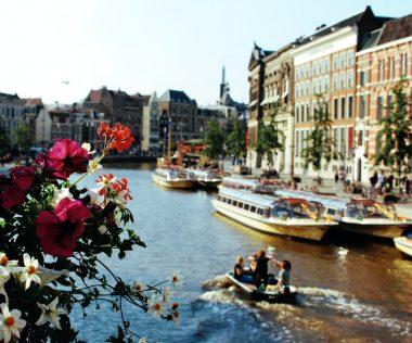 Retúr repülőjegy Amszterdamba augusztusban 28.500 Ft-ért!