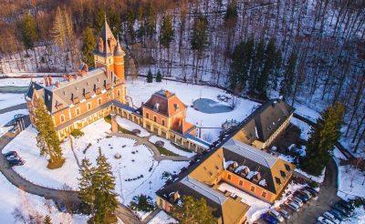 Utazz belföldön: egy hét Kastélyhotel Sasvár Resort pezsgőfürdős, szaunás lakosztállyal 254.000 Ft-ért fejenként!