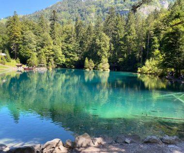 Svájc 10 legszebb természetes látnivalója