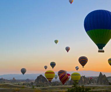 Hőlégballonozz a meseországban: egy hét Kappadókia 103.500 Ft-ért!