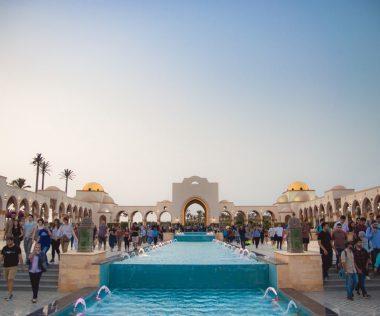 Egy hét Hurghada, Egyiptom 4 csillagos hotelben teljes ellátással, feladható poggyásszal 139.250 Ft-ért!