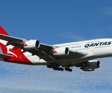 Kötelező lesz a koronavírus elleni oltás a Qantas nemzetközi járatain
