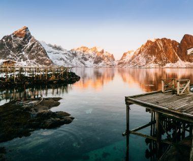Lofoten: 6 napos kirándulás Norvégia legszebb tájaira 81.600 Ft-ért!