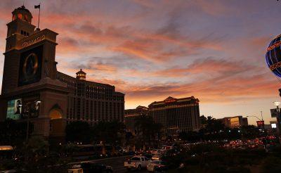 Amerika, Las Vegas élménybeszámoló, látnivalók