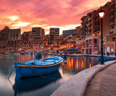 Elképesztő: retúr repülőjegy Máltára augusztusban 25.000 Ft-ért!