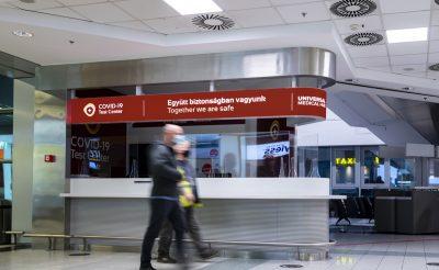 Januári menetrendek – Budapest Airport