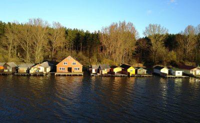 A lebegő falu – Bokodi tó