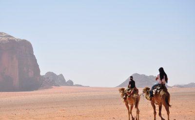 Télből nyárba: retúr repülőjegy Jordániába a Vörös-Tenger partjára 7.480 Ft-ért!