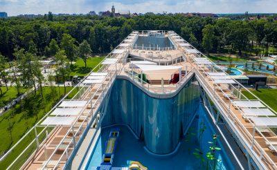 Megnyitott az ország legmenőbb strandja az Aquaticum Debrecen